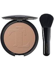 T.LeClerc TLC - Blush Bronzing Powder und Mini Brush, 1er Pack (1 x 16 g)