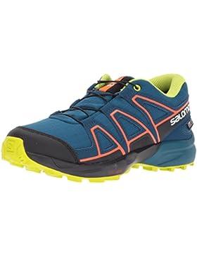Salomon Speedcross CSWP J, Zapatillas de Trail Running Unisex niños