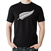 New Zealand T-Shirt Negro Certified Freak