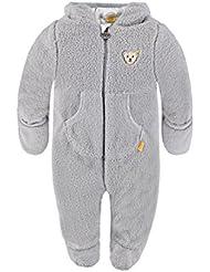 Steiff Baby-Unisex Sweatshirt Overall 1/1 Arm