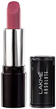 Lakmé Absolute Matte Revolution Lip Color, 204 Mauve Mania, 3.5 g