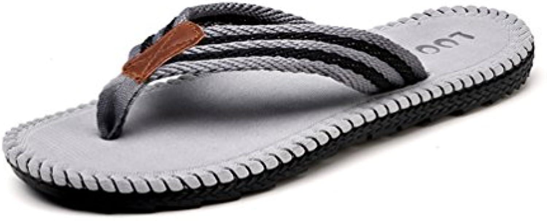 80dc919837adb8 qianliuk hommes pantoufles été été été cool sandales espadrilles  confortables pantoufles chaussures mode b07dg1qtk5 parent tongs hommes  hommes | Mende ...
