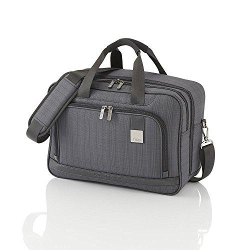 TITAN CEO Boardbag, 380701-04 Koffer, 41 cm, 20 L, Glencheck