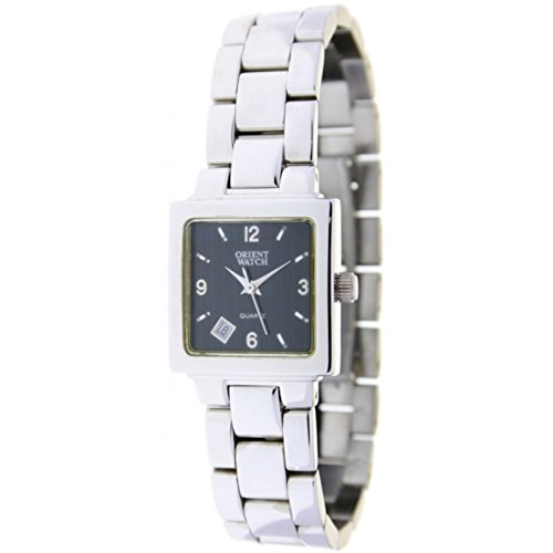 Orient Watch Watch For Women l-58954-f Steel Calendar Black Dial