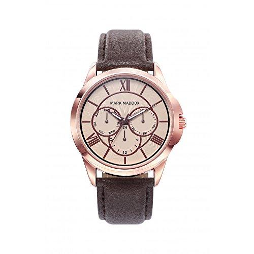 Mark Maddox HC6020-93_wt Reloj de pulsera para hombre