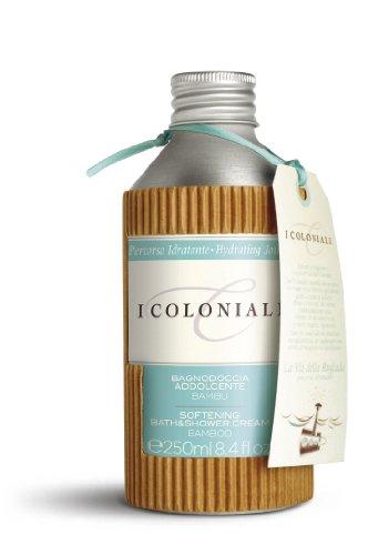 I Coloniali - crema doccia e bagno addolcente con estratto di bambù - J&E Atkinsons - 250ml