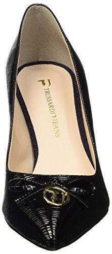 Trussardi Jeans 79s294s51, Scarpe con Tacco Donna Nero