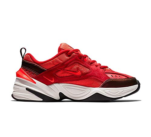 Nike Herren Sieg Gestreiftes Polohemd T-Shirt - University Rot/Hell Crimson-Phantom, 5.5 UK