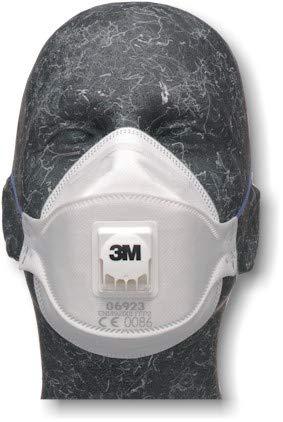 3M - Komfort-Partikelmaske P2 06923 (10 Stück)