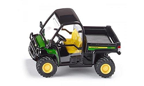 SIKU John Deere Gator 1:32 Preassembled - Modelos de vehículos de Tierra (1:32, Preassembled, John Deere Gator, De plástico, Caucho, Negro, Verde, Amarillo)