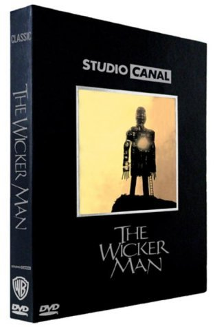 Classic Wicker (The Wicker Man (Classic Collection) [DVD] [1973] by Edward Woodward)
