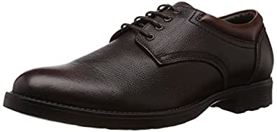 Fortune (from Liberty) Men's GAS-C17 Brown Formal Shoes - 7 UK