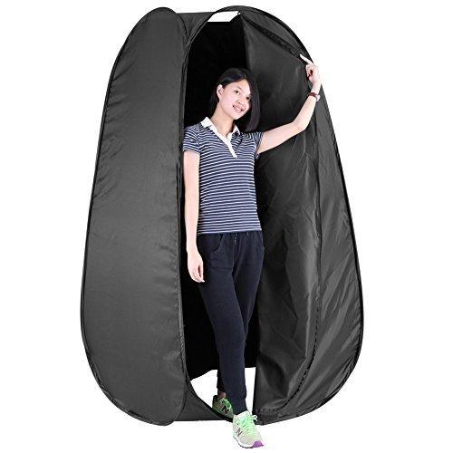 Neewer 6 Fuß / 183cm Tragbare Innen Außen Foto Studio Pop- Up Wechsel Umkleide Zelt Zimmer mit Tragetasche