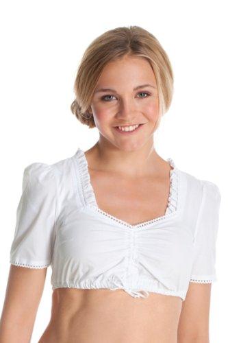 Hammerschmid Damen Dirndl Bluse Ellen 25960 48