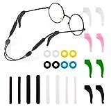 Fleur Royale Brillenbox Mehrbrillenetui Brillenetui mit Magnetverschluss Quartett Happiness f/ür bis zu 4 Brillen 246x175x51mm kiwi robust /& edel !