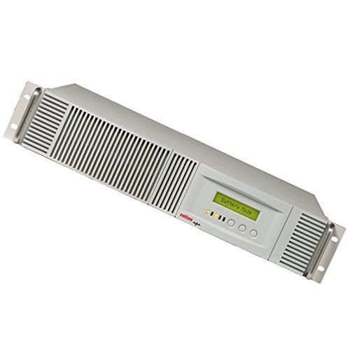 ROLINE 19401089 Adaptors ProSecure II 1000 RM2HE Online USV, Rackversion 48,26 cm (19 Zoll) grau
