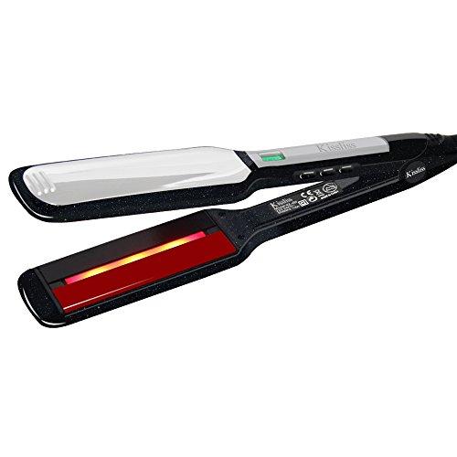 kissliss-piastre-per-capelli-professionali-a-infrarossi-piastra-lisciante-con-lcd-display-130-230-11