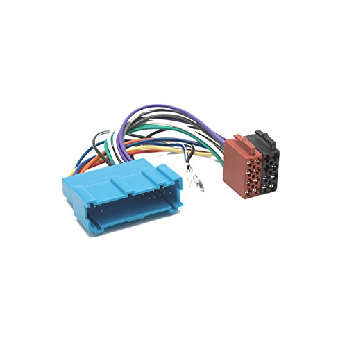 carav 12-041ISO Radio Adapter für Buick/Cadillac/Oldsmobile Draht Verkabelung Stecker führen Loom Kabel Stecker Adapter Stereo Radio-draht