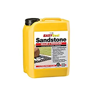 Sandstone Sealer Enhancer Protector water based solution (Azpects Easyseal)
