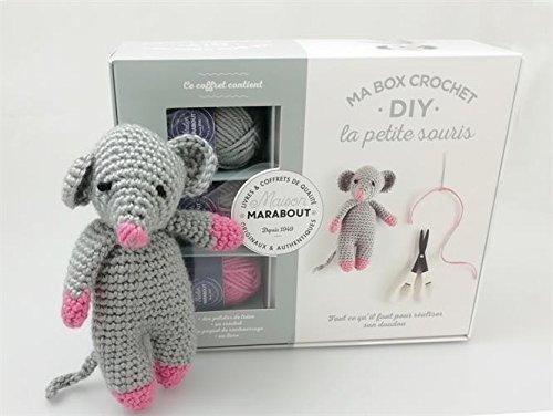 Ma box crochet DIY - La petite souris par Anna Lena