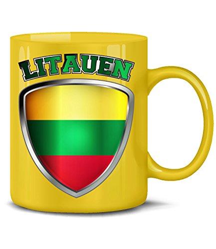 LITAUEN 4706(Gelb)