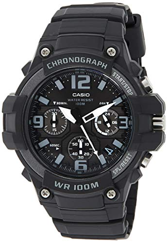 Casio MCW-100H-1A3VDF (AD213)  Chronograph Watch For Unisex