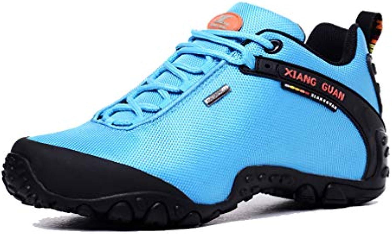 XIANG GUAN Donna Outdoor Outdoor Outdoor Footwear Impermeabile Traspirante Leggero Scarpe Donne Trekking Viaggio Running scarpe da ginnastica | Lo stile più nuovo  a65dc5