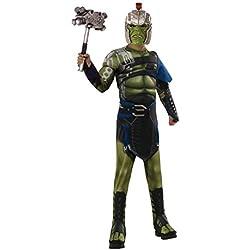 Rubies - Disfraz infantil de Hulk de Thor Ragnarok, producto oficial de Marvel