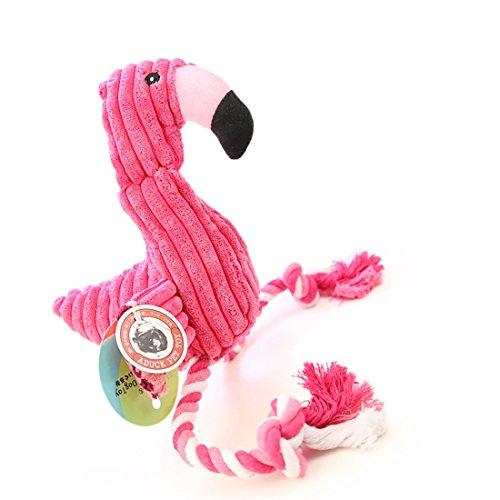 [AIDIYA] Plüschspielzeug Hundespielzeug aus Plüsch Le… | 00611536177298
