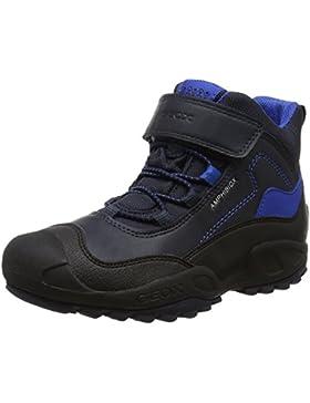 Geox J New Savage B ABX A, Zapatillas Altas para Niños