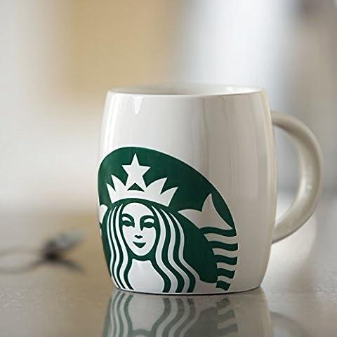 Starbucks Demitasse Mini 3oz Espresso Mermaid Coffee Tea Mug Cup by Mermaid