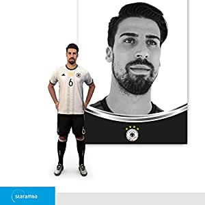 Sami Khedira 3D Figur – DFB Offensive Home