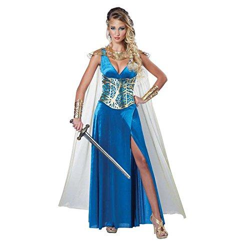 Kostüm Königin Kriegerprinzessin Größe (De Guerriere Kostüm)