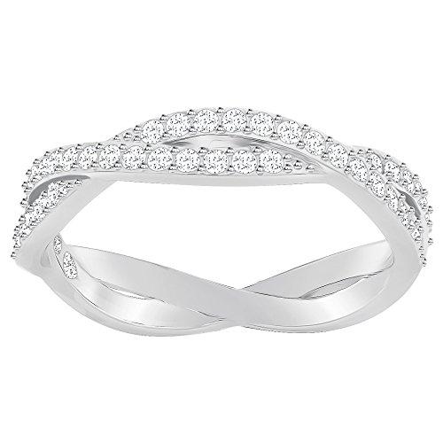 Swarovski Piercing ad anello Donna acciaio_inossidabile - 5372930