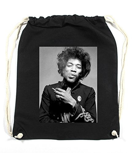 Certified Freak Hendrix Smoking Gymsack Black