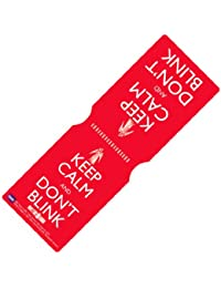 Travel/Oyster Card Holder - Doctor Who (Keep Calm Dont Blink)