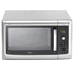 Whirlpool Family Chef Microwave - Silver