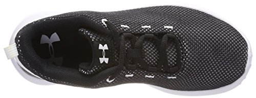 Under Armour UA W Squad 2, Chaussures de Fitness Femme Noir (Black)