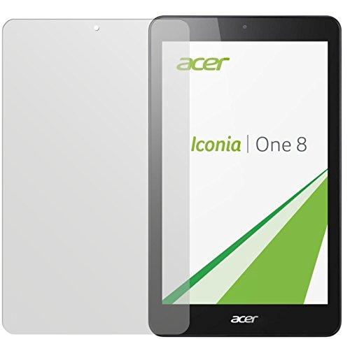 dipos I 2X Schutzfolie matt passend für Acer Iconia One 8 B1-830 Folie Bildschirmschutzfolie