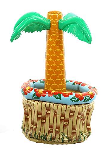 Precio en el palo® hinchable enfriador de bebida palmera