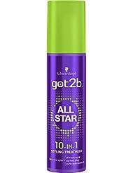 Got2b Allstar 10-in-1, 3er Pack (3 x 100 ml)