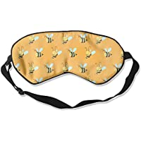 Cute Bee Elements Sleep Eyes Masks - Comfortable Sleeping Mask Eye Cover For Travelling Night Noon Nap Mediation... preisvergleich bei billige-tabletten.eu