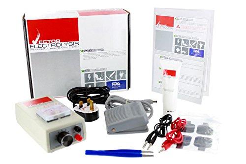 Vector Elektrolyse Permanent Harrentfernung System