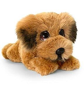 Keel Toys SD2542 - Peluche de Juguete, Color marrón