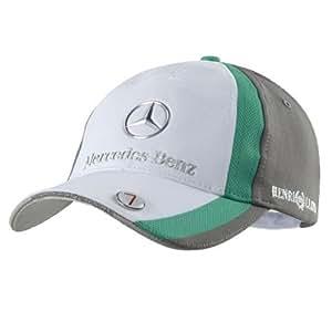 Casquette michael schumacher mercedes gp f1 for Mercedes benz hat amazon