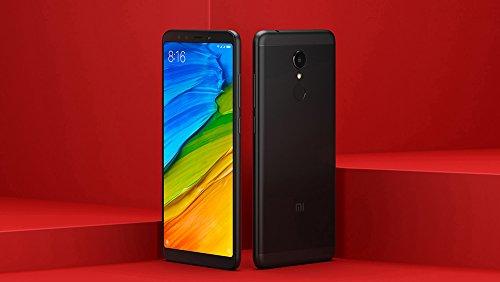 Xiaomi-Redmi-5-Smartphone-da-57-3GB-RAM-32-GB-memoria-Camera-12MP-Android-Nero-Italia