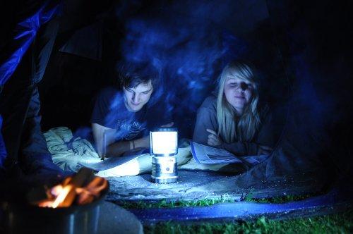 Zippo Varta 4 Watt LED Camping Lantern 3D Campinglampe