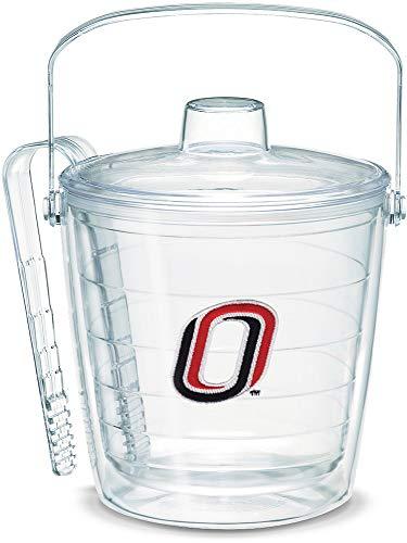 Tervis Eiseimer, 227 ml, transparent University of Nebraska Omaha 87oz Ice Bucket farblos Nebraska University