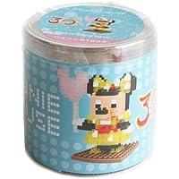 Preisvergleich für [Tokyo Disney Resort 30th Anniversary] Minnie Mouse nano block The Happiness Year Disney (japan import)