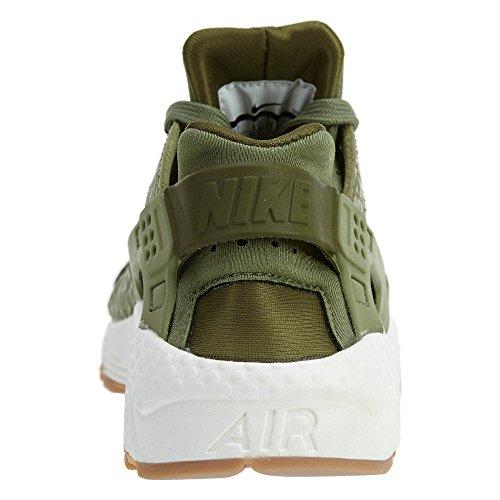 Nike - Wmns Air Huarache Run Prm, Scarpe sportive Donna palma verde